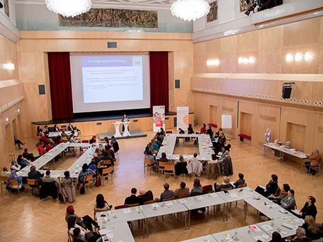 Mehrfachdiskriminierung_ Blick in den Kammersaal © Selina Graf, AK Stmk