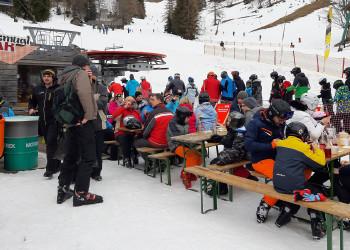 AK-Skitag auf er Brunnalm. © Pollauf/Reiterer
