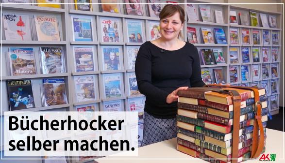 Video zum DIY Bückerhocker © -, AK Stmk