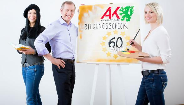 Zwei Mal pro Jahr den 60-Euro-Bonus einlösen. © Kanizaj, AK Stmk