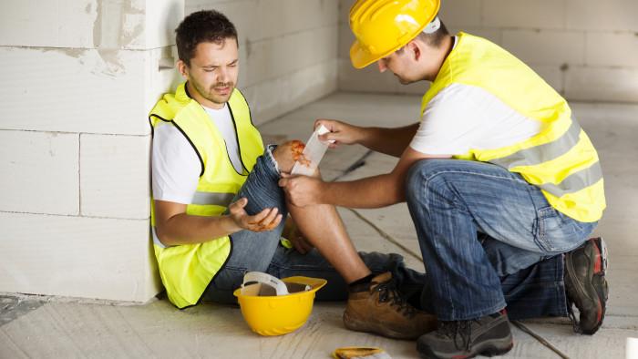 Die Zahl der Arbeitsunfälle blieb im Vorjahr auf niedrigem Niveau. © Halfpoint/ stock.adobe.com, AK Stmk