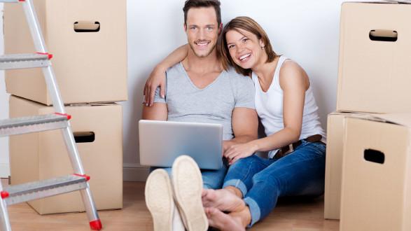 Förderung für die erste Wohnung mit den Wohnbauscheck. © contrastwerkstatt - stock.adobe.com, AK Stmk