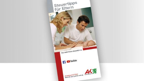 Broschüre Steuertipps für Eltern © -, -