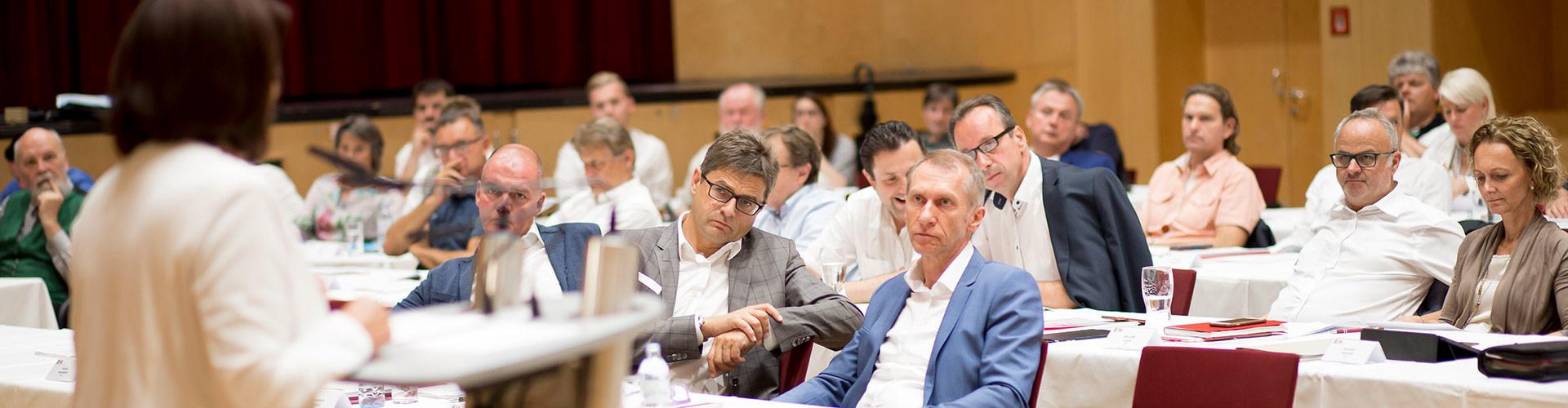 Politische Vertreter wirken auch in der AK Steiermark. © Graf-Putz, AK Stmk
