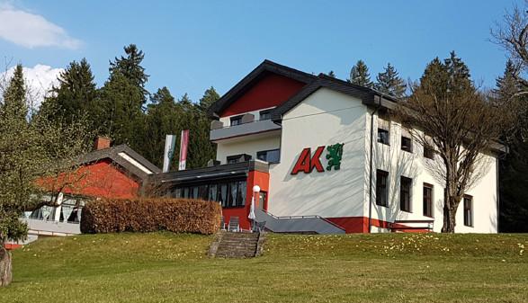 Die Otto-Möbes-Akademie - das Bildungshaus der AK Steiermark © Fruhmann, AK Stmk