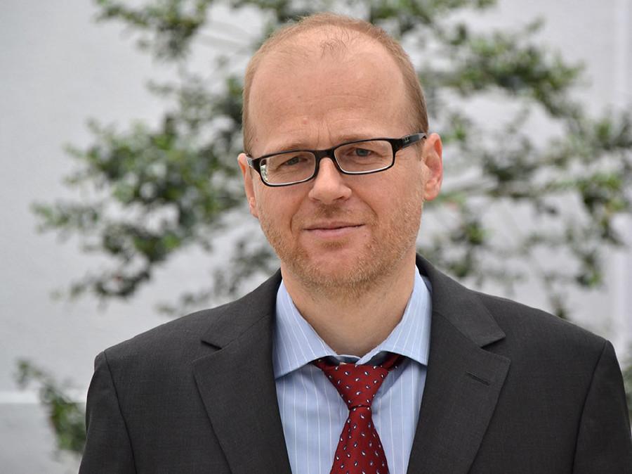 Alexander Gratzer ist Leiter der Abteilung Gesundheit und Pflege in der AK © -, AK Stmk