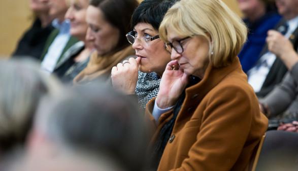 Reges Interesse beim Publikum © Kanizaj, AK Stmk