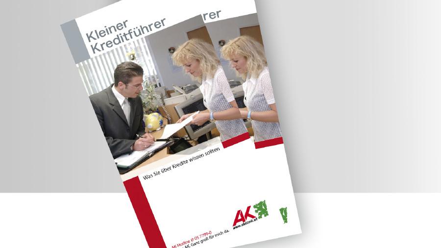 Broschüre Kleiner Kreditführer © -, -