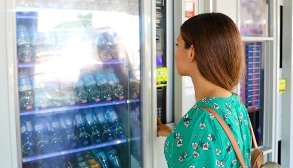 Ein gesundes Angebot ist in den Snackautomaten selten zu finden. © zigres - stock.adobe.com, AK Stmk