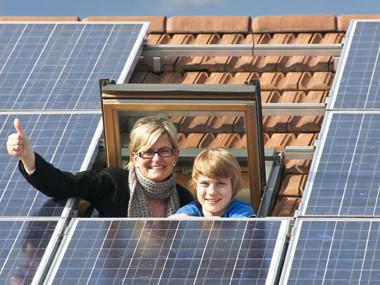 Solarzellen © akiebler, Fotolia