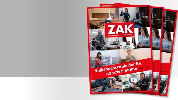 Die ZAK © AK Stmk