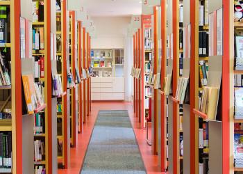 Die AK-Bibliothek © AK Stmk/Purkarthofer