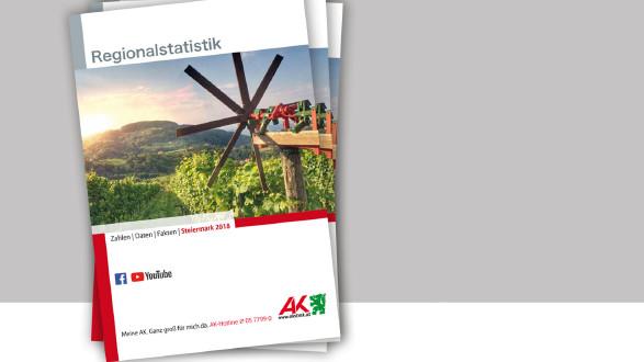 Zahlen, Daten, Fakten zur Steiermark 2018 © -, AK Stmk