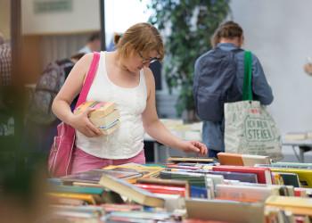 AK-Bücherflohmarkt 2019 © AK Stmk/Buchsteiner